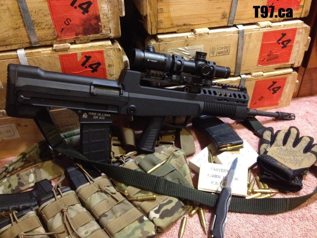 Type97nsr T97nrr Rifle Parts Accessories Scope Mounts